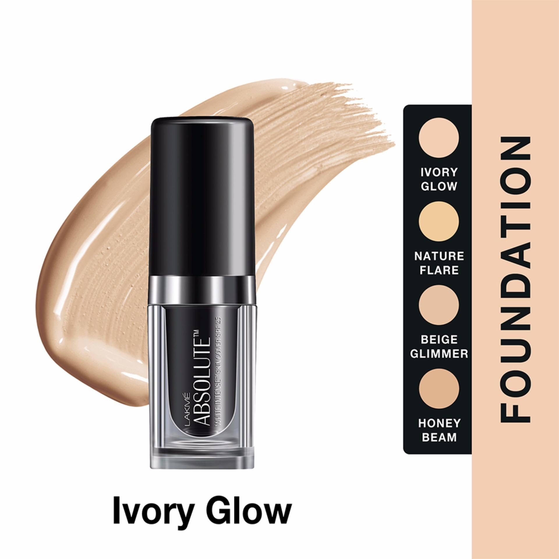 Promo Lakme Absolute Reinvent Illuminating Foundation Ivory Glow Akhir Tahun