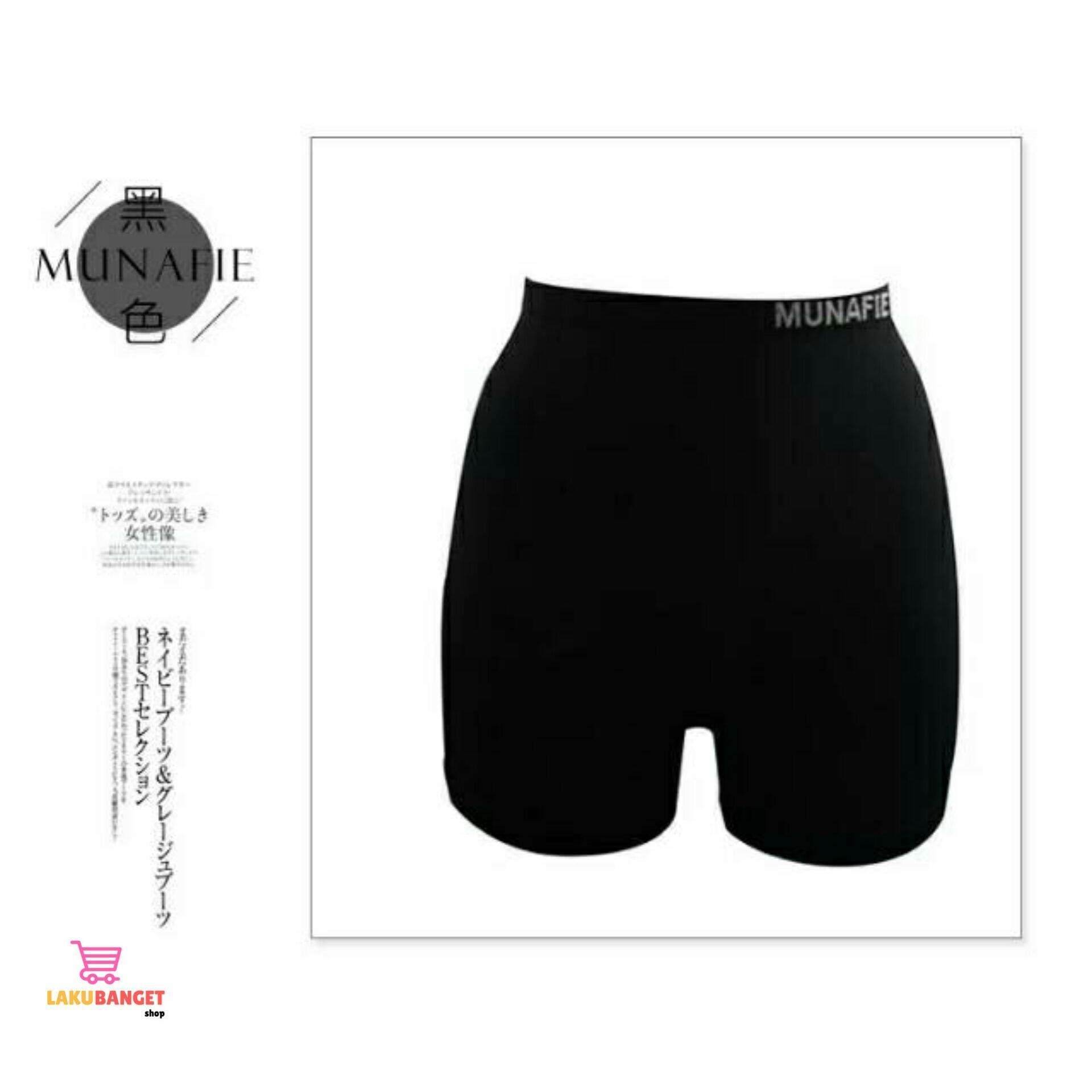 Harga Lakubanget Munafie Korset Celana Slimming Body Shape Premium Seken