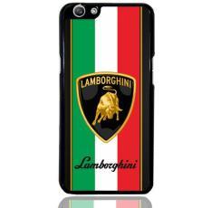 Lamborghini Logo X3093 Casing Oppo F1S A59 Custom Hard Case
