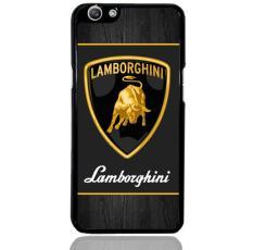 Lamborghini Logo X3235 Casing Oppo F1S A59 Custom Hard Case