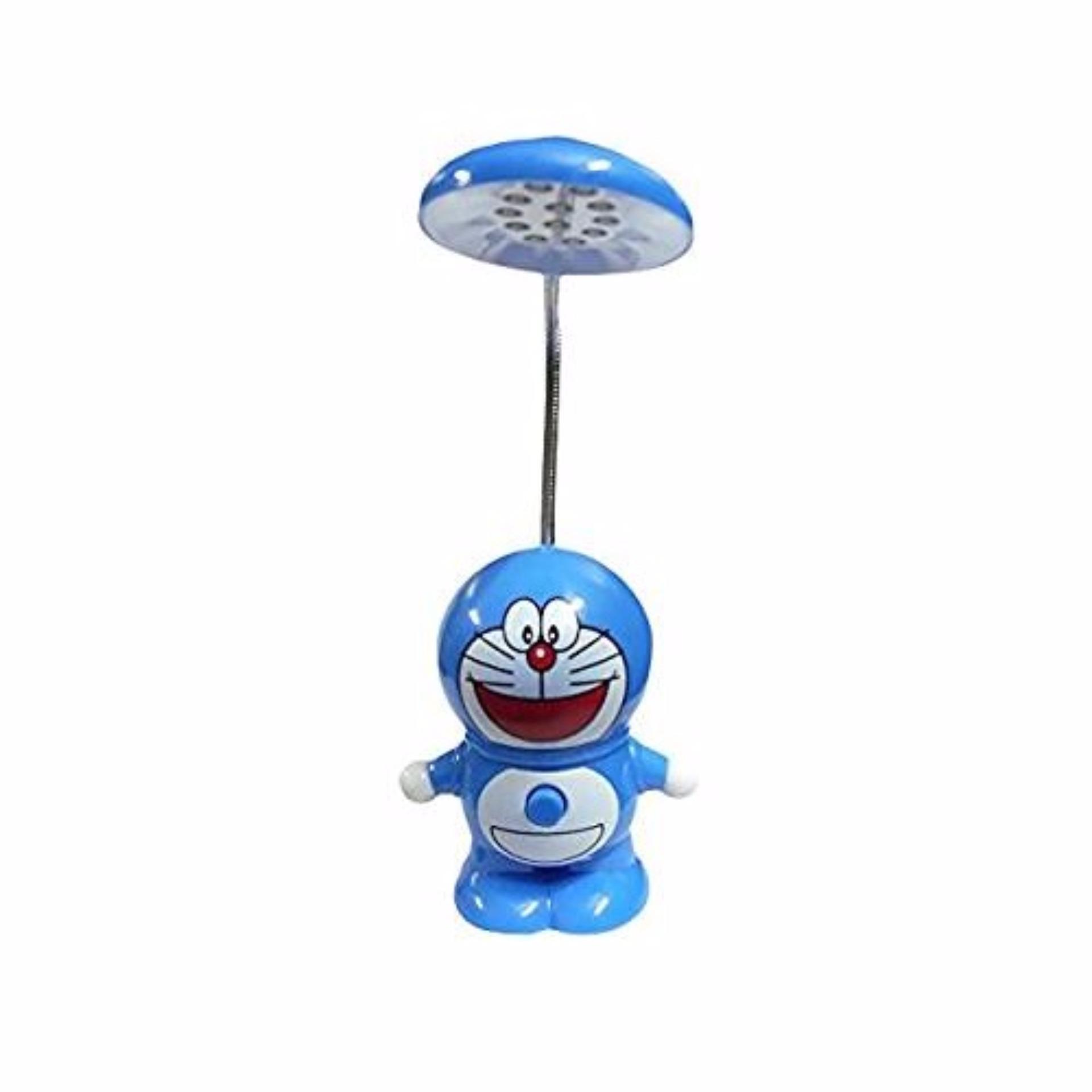 Lampu Belajar LED Karakter - Doraemon