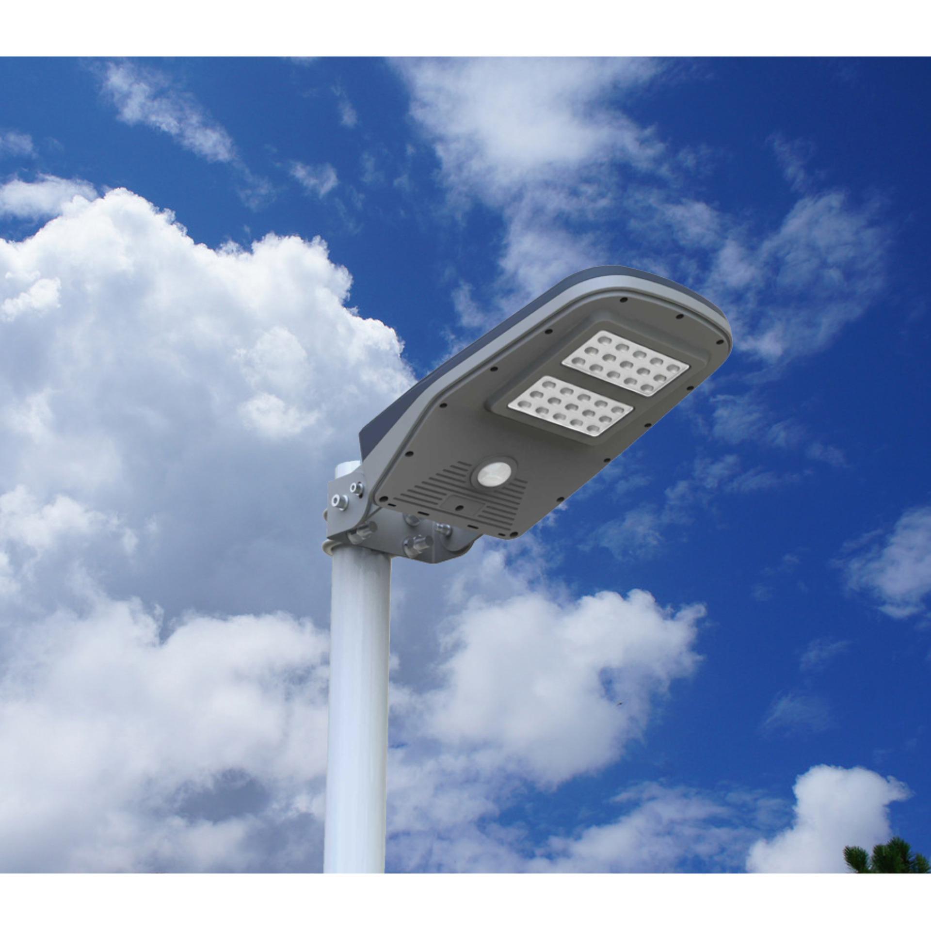 Spesifikasi Lampu Tenaga Surya Penerangan Jalan Umum Pju 1000Lm Motion Sensor Yang Bagus