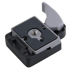 LaNan RC2 System Quick Release Adapter for Manfrotto Tripod 200PL-14 QR Plate(Gray) - intl