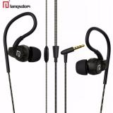 Diskon Langsdom Premium Sp80A Anti Fall Sports Earphones Waterproof Sweatproof Langsdom Dki Jakarta