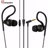 Penawaran Istimewa Langsdom Premium Sp80A Anti Fall Sports Earphones Waterproof Sweatproof Terbaru