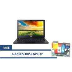 Laptop Acer One Z1402 Core i3 (5005U) - Hitam