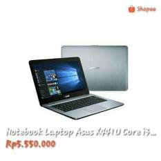 Laptop Asus X441U Core i3 Layar 14inch SLIM LAptop i3 Murah
