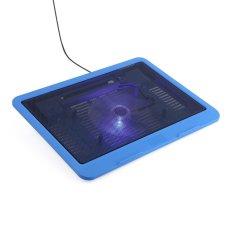 Laptop Cooler Cooling Pad Base Kipas Angin Besar Stand untuk 14