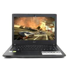 LAPTOP GAMING Acer Aspire E5-475G-73A3 i7-7500U RAM 4GB HDD 1TERA VGA NVIDIA GeForce 940MX