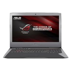 Jual Laptop Gaming Asus G752Vy Gc346T 17 3 Fhd Intel I7 6700Hq Ram 32Gb Gray Branded Murah