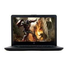 Laptop Murah HP 14-BW AMD A9-9420 RAM 4GB HARDISK 500GB VGA AMD RADEON 14 Inch Garansi Resmi