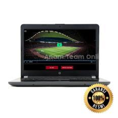 Laptop Murah HP Notebook - 14-Bw017au With AMD A9-9420 - 4GB - 500GB - RESMI HP INDONESIA