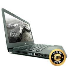 LAPTOP RESMI HP 14-BS  INTEL N3060  Ram 4GB  Hdd 500GB  INTEL  DOS  14