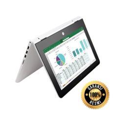 LAPTOP RESMI HP X360 | INTEL N3060 | RAM 4GB | HDD 500GB | WIN10 | 11,6