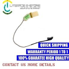 Layar Laptop LCD Kabel LED untuk HP COMPAQ Presario CQ62-277TX-Intl