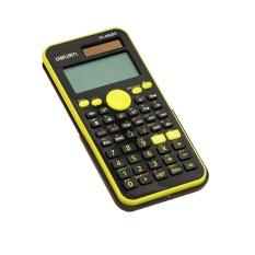 Layar LCD Besar Elektronik Scientific Calculator Fungsi Acak Warna-Internasional