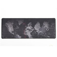 Beli Large Size 900 X 400Mm World Map Speed Game Mouse Pad Mat Laptop Gaming Mousepad Intl Kredit Indonesia