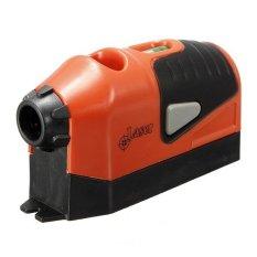 Laser Tepi Garis Lurus Horizontal Vertikal Lazer Waterpas Alat ต่างประเทศ Promo Beli 1 Gratis 1