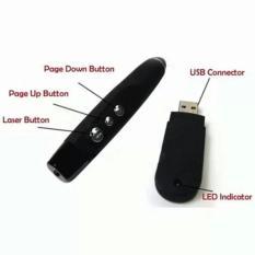 Review Laser Pointer Presenter Wireless Pp1000 Pp1100
