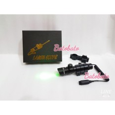 Laser Scope Hijau Buat Senapan / Laser Senapan