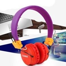 Lawsonshop FineBlue F1 Bluetooth Stereo Headset Earphone Headphone untuk IPhone 6 S-Intl