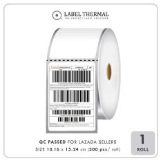 Laz Label - Direct Thermal Label LZLBL001