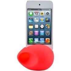 Spek Lazada Egg Voice Amplifier Audio Untuk Iphone 4 4S Merah Lazada