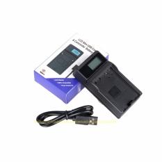 LB01 USB LCD Display Digital Camera Charger For Camera C700 C720 C740 UZ C750 UZ - intl