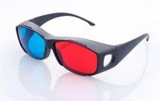 Lbag 3D Glasses Kacamata Kaca Mata 3D Frame plastik nVidia Vision Red Cyan Smart Glasses
