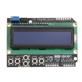 Review Lcd 1602 Display Keypad Shield Modul Untuk Arduino Expansion Board Intl