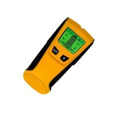 LCD AC Kayu Hidup Metal Stud Center Finder AC Live Wire Detector Logam Scanner-Intl