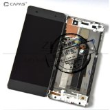 Beli Lcd Digitizer Display Dengan Bingkai Untuk Sony Xperia Xa F3111 F3113 F3115 Lengkap Layar Sentuh Lcd Panel Repair Spare Bagian Internasional Baru