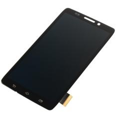 LCD Display Mendigitalkan untuk Motorola Droid Ultra XT1080 MAXX 1080 M (Hitam)--Intl