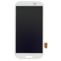 Layar LCD Digitizer untuk Samsung Galaxy S3 I9300 (Putih)