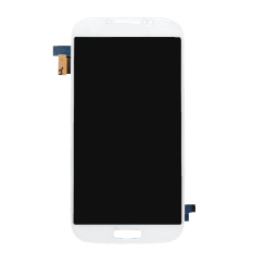 Layar LCD Layar Sentuh Digitizer untuk Samsung Galaxy S4/I9500 (Putih)--Intl
