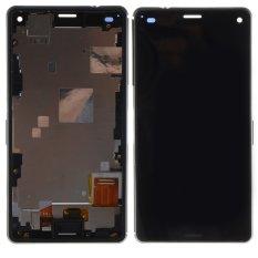 Layar Lcd Layar Sentuh Digitizer Bingkai Untuk Sony Xperia Z3 Mini D5803 Hitam Intl Oem Murah Di Tiongkok