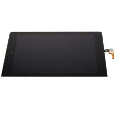 Layar LCD Touch Screen Digitizer Assembly untuk Lenovo YOGA Tablet 8 B6000 (Hitam)--Intl