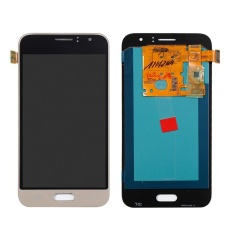 Layar LCD Touch Screen Digitizer Assembly untuk Samsung Galaxy J1 2016 J120 J120F J120H J120M Warna: Golden-Intl