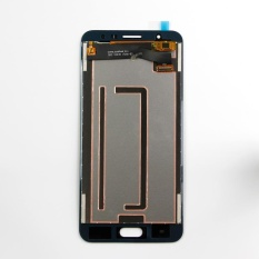 Layar LCD Touch Screen Digitizer Assembly untuk Samsung Galaxy J7 Prime G610F G610K G610L Warna: Hitam-Intl
