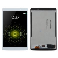 Layar LCD Touch Screen Digitizer Assembly Putih + Alat untuk LG G PAD X 8.0 V520 T-mobile V521WG -Intl