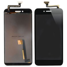 LCD Display Touch Screen Digitizer For Asus PadFone S PF500 T00N (Black )- - intl