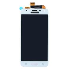 Layar LCD Digitizer Layar Sentuh untuk Samsung J5 Prime SM-G5700 G5510 Putih -Intl