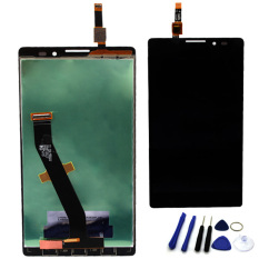 Diskon Tampilan Lcd Touch Digitizer Untuk Perakitan Panel Layar Lenovo K910 Vibe Z Ponsel Gratis Alat Set Akhir Tahun