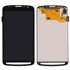 LCD Layar Sentuh dengan Digitizer Full Assembly Repair Parts untuk Samsung Galaxy S4 Aktif I9295 I537 Grey-Intl