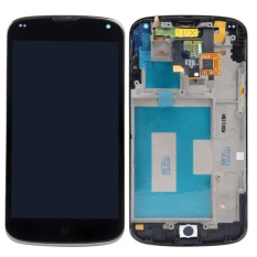 LCD Display+Touch Digitizer+Frame+Tools Assembly Screen For LG Nexus 4 E960 - intl