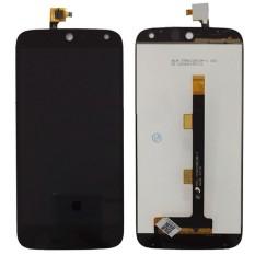 LCD untuk Acer Liquid Z630 Z630s Ponsel LCD (Hitam, Putih, Layar Sentuh) (Bebas + 3 M Tape + Membuka Alat Perbaikan + Lem)-Internasional