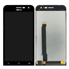 LCD untuk Asus ZenFone 2 ZE500CL Ponsel LCD (Hitam, Layar Sentuh) (Bebas + 3 M Tape + Membuka Alat Perbaikan + Lem)-Internasional