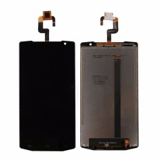 LCD untuk Oukitel K10000 Ponsel LCD (Hitam, Layar Sentuh) (Gratis + 3 M Tape + Membuka Alat Perbaikan + Lem)-Intl