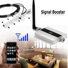 Promo Lcd High Gain 2G Gsm 960 Mhz Ponsel Sinyal Booster Wifi Repeater Amplifier Outdoor Sinyal Expander Perlengkapan Antena Dengan 10 M Kabel Intl Di Hong Kong Sar Tiongkok