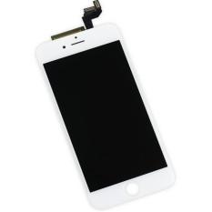 Layar LCD AAAA Layar Lengkap LCD Layar Sentuh Bagian Pengganti Layar Putih untuk iPhone 6 S 6 S 4.7